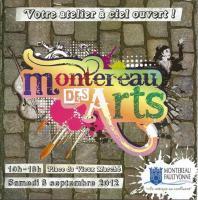 Retour sur ... Montereau des Arts , ariane chaumeil Ar'Bords Essences - A la Guilde du Dragon de Verre