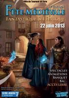 Retour sur la fête Médiévale Fantastique et Féérique de Tournan en Brie , ariane chaumeil Ar'Bords Essences - A la Guilde du Dragon de Verre