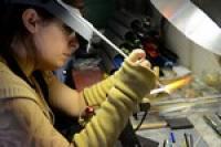 Quand la presse relaye des propos sur l'artisanat, cheval de bataille d'Ar'Bords Essences!! , ariane chaumeil Ar'Bords Essences - A la Guilde du Dragon de Verre